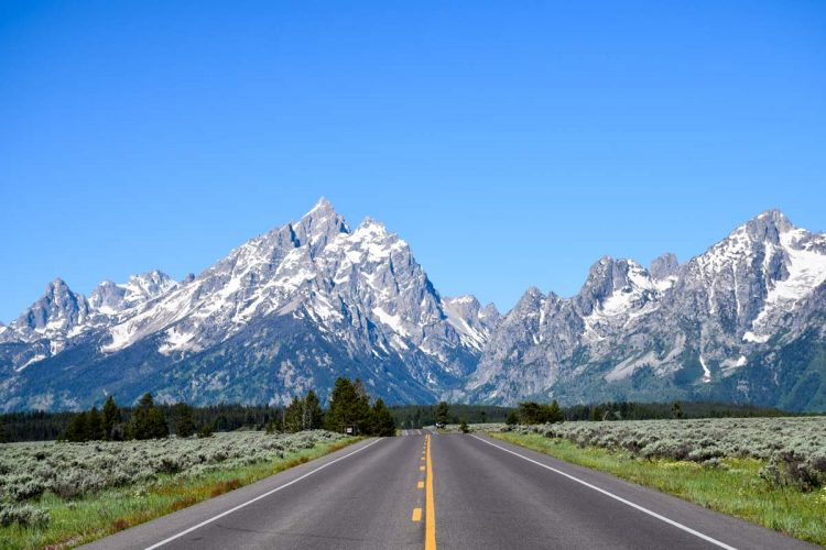 Weekend in Grand Teton National Park