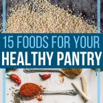 healthy pantry