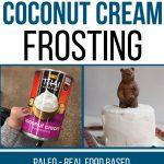 healthy smash cake frosting alternative