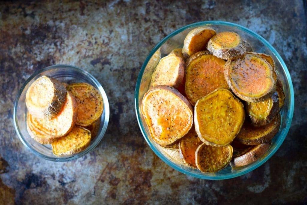 Sweet Potato Rounds