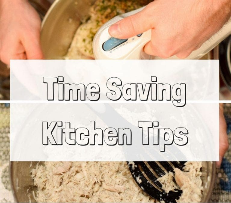 Real Food Fast: Time Saving Kitchen Tips