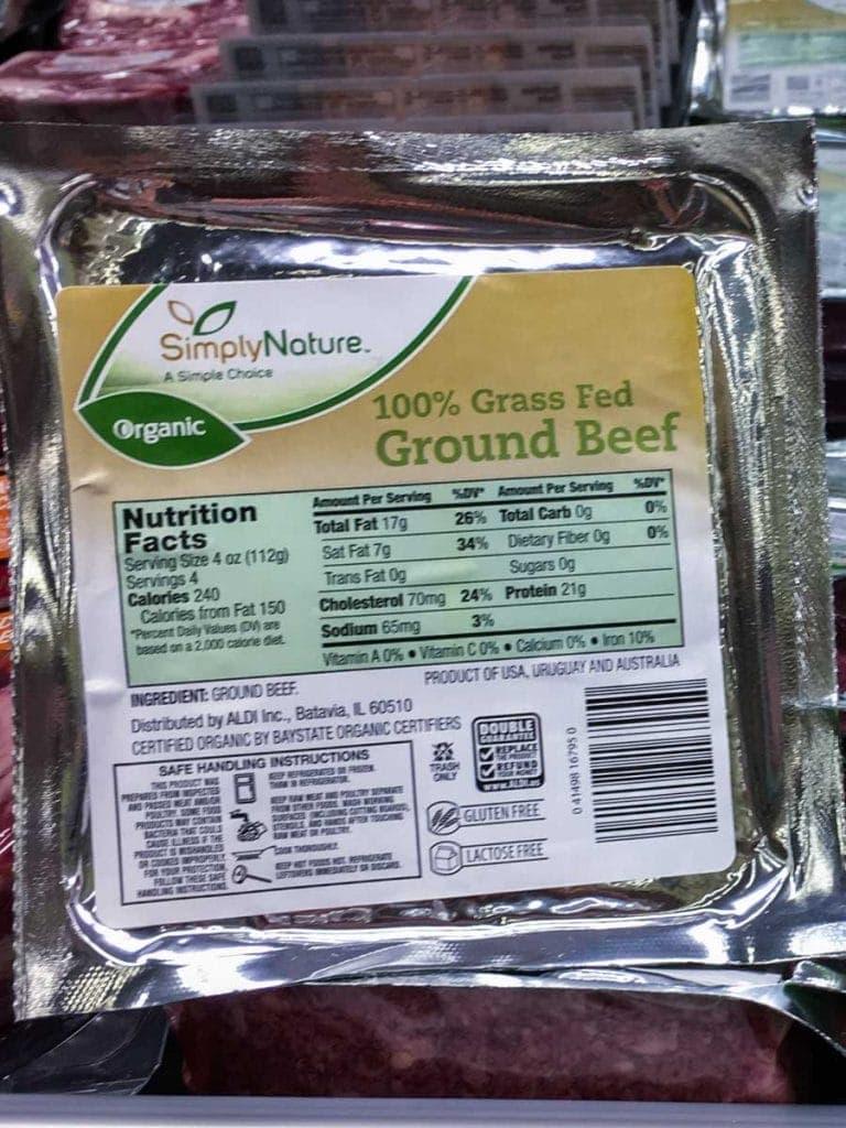 Aldi Real Food Finds