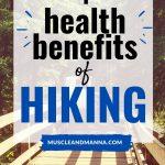 hiking benefits
