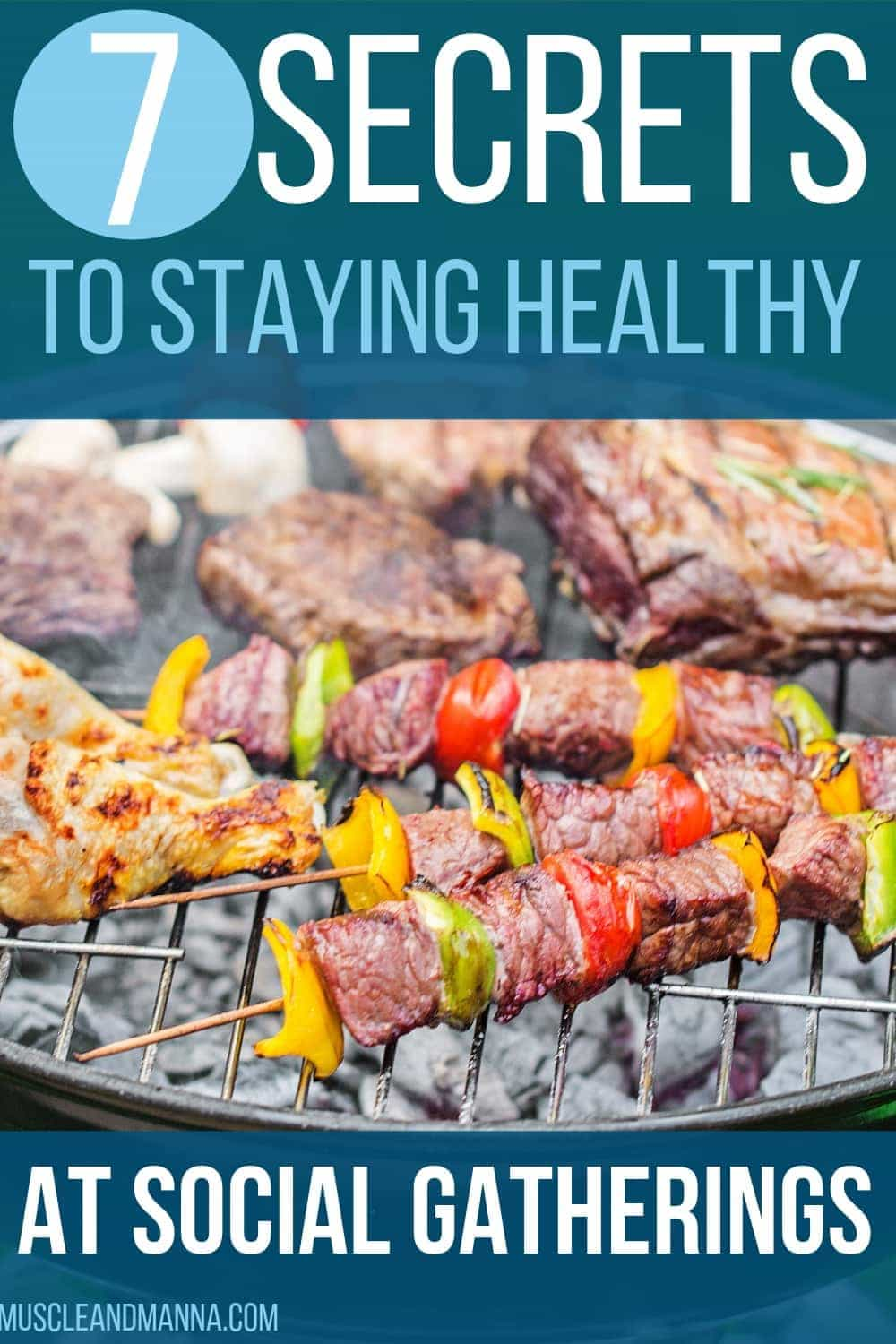 7 secrets to staying healthy at social gatherings