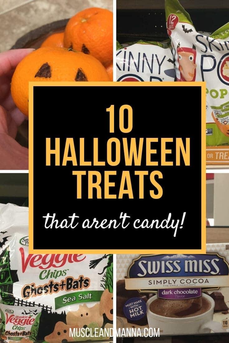 halloween treats that aren't candy
