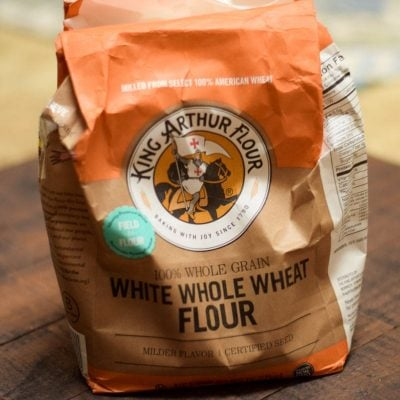what is white whole wheat flour