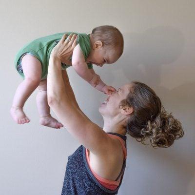 postpartum fitness