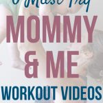 mommy and me workout videos