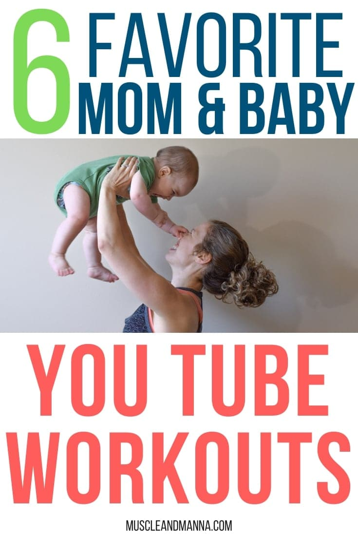 mom and baby postpartum workouts