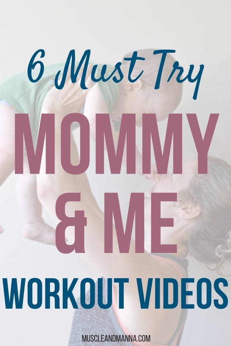 Mommy and Me Workouts to Try at Home