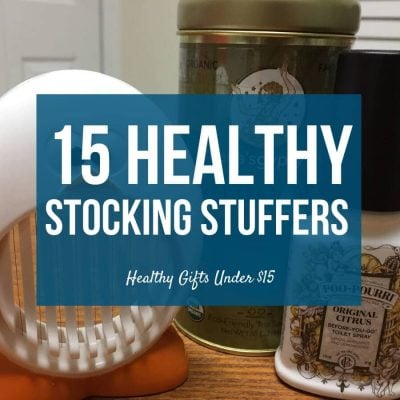 healthy stocking stuffers