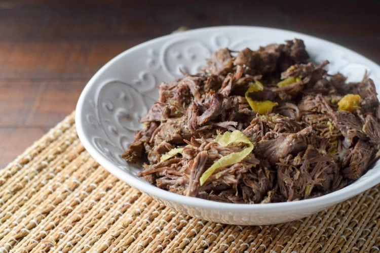 Instant Pot Italian Beef – Incredibly Easy