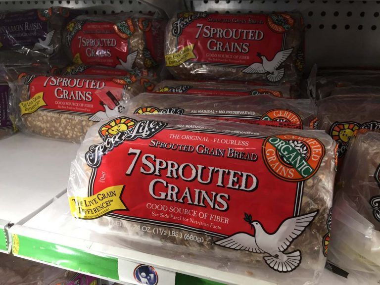 Finding the Best Sprouted Grain Bread