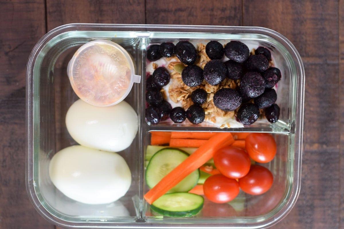bistro protein box