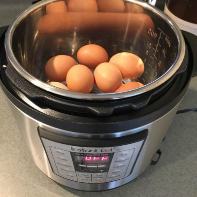 Instant Pot Boiled Eggs: A Meal Prep Staple