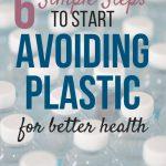 avoiding plastic