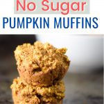 healthy baby led weaning muffins