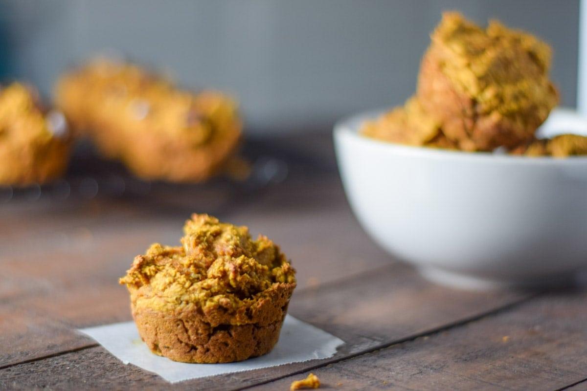 pumpkin muffins for baby