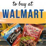 healthy walmart snacks