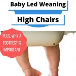 best baby led weaning high chair