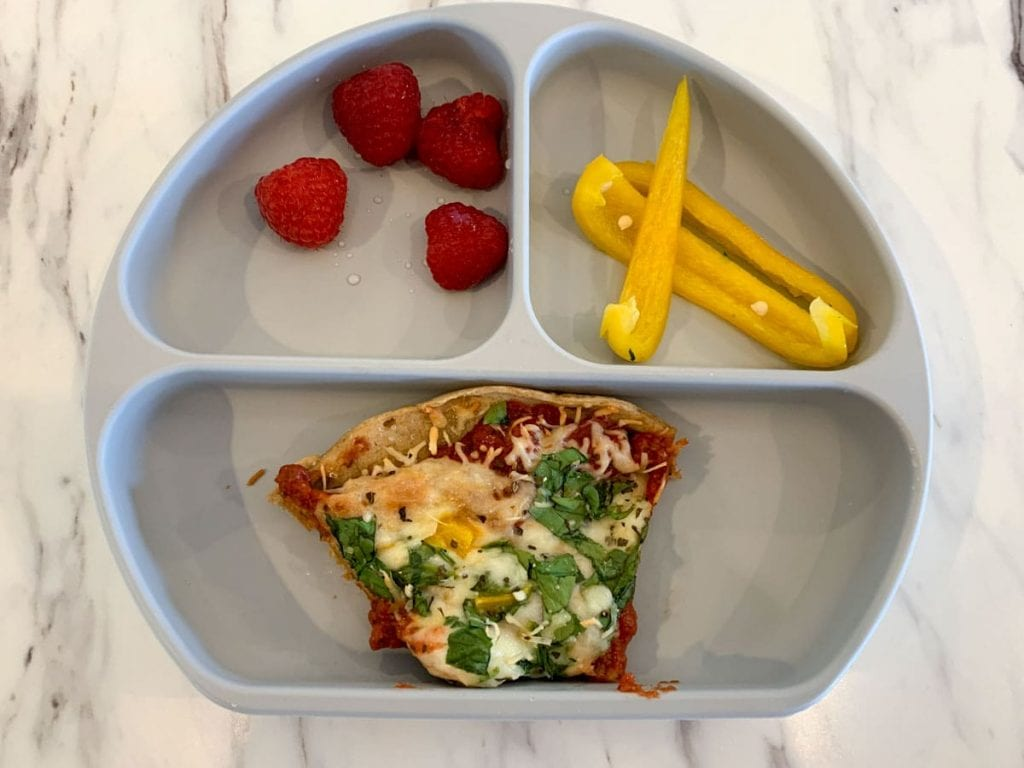 easy toddler lunch idea