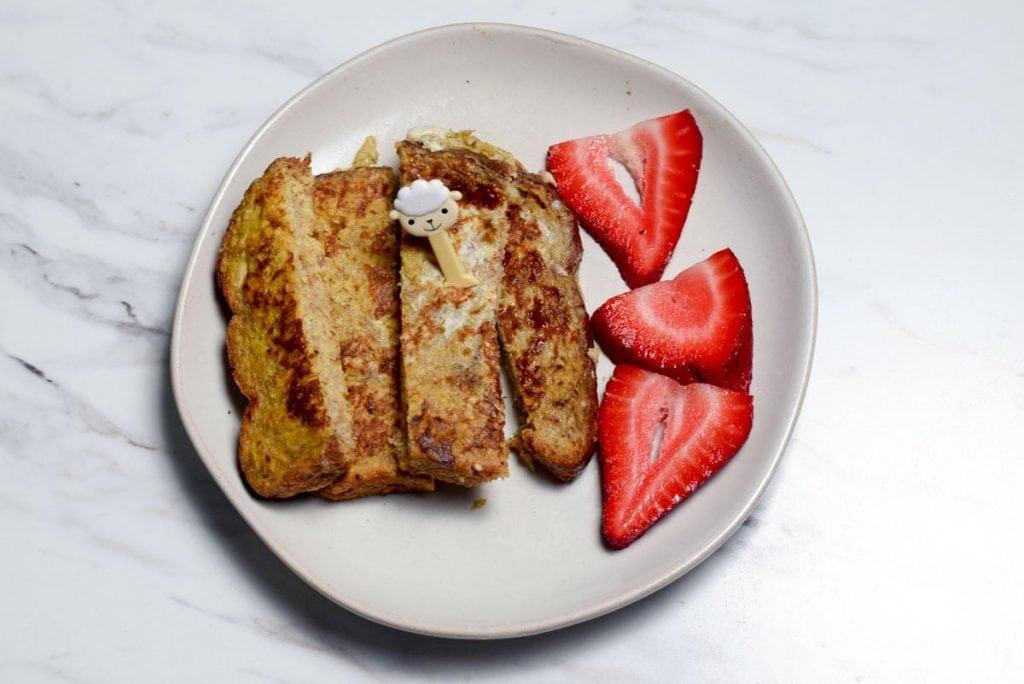 healthy baby breakfast ideas