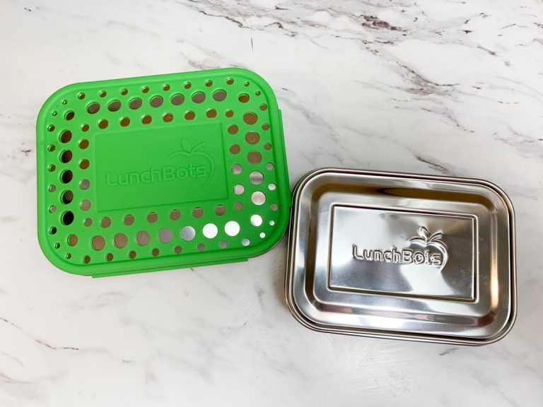 5 Best Stainless Steel Bento Boxes for Toddlers